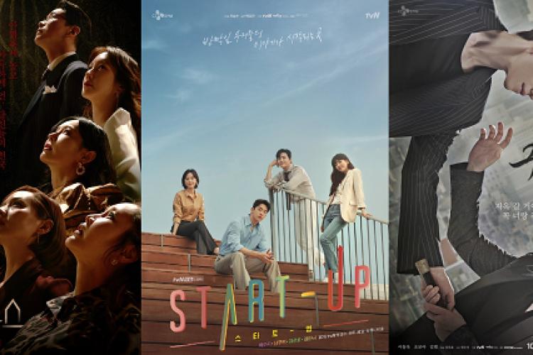 Deretan Drama Korea dengan Rating Tinggi di Bulan November 2020