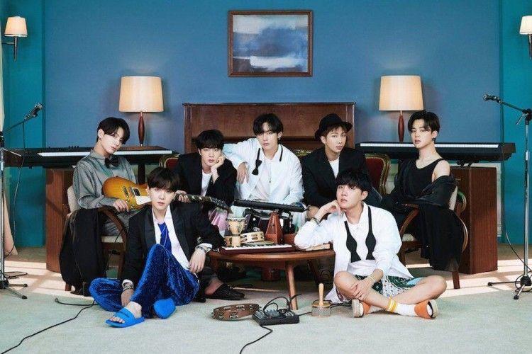 Baru Comeback, Album BTS 'BE' Raih 5 Prestasi yang Mengesankan