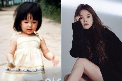 Kulit Makin Kencang Usia 39 Tahun, Intip Transformasi Song Hye Kyo