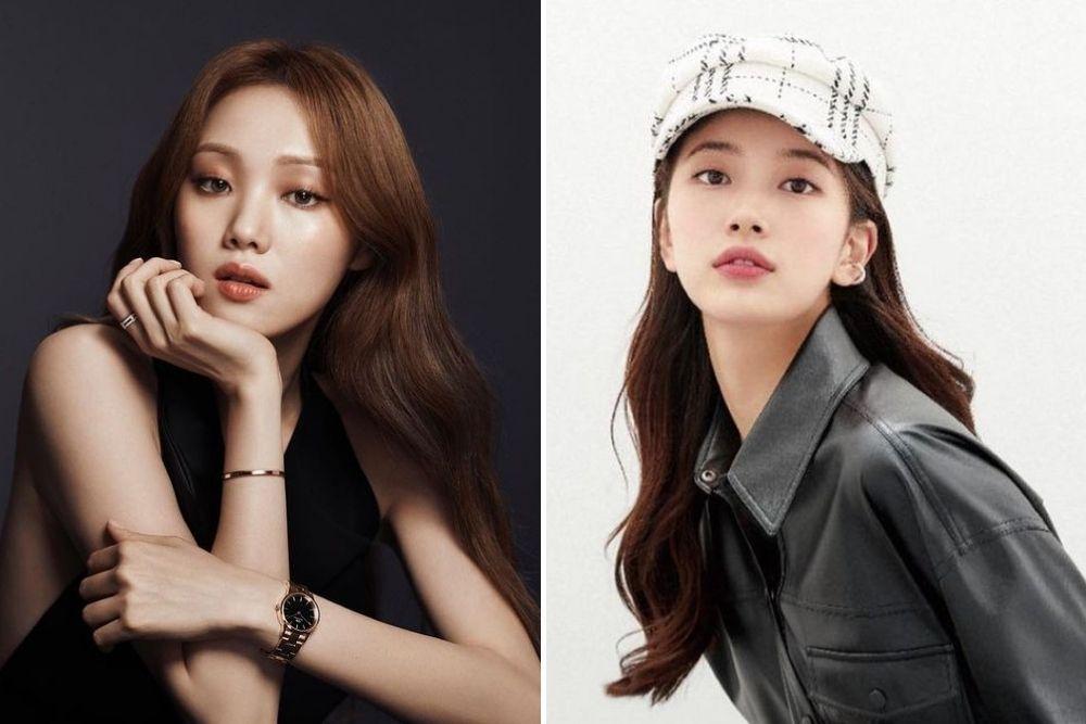 Jadi 'Pacar' Nam Joo Hyuk, Adu Cantik Lee Sung Kyung vs Bae Suzy