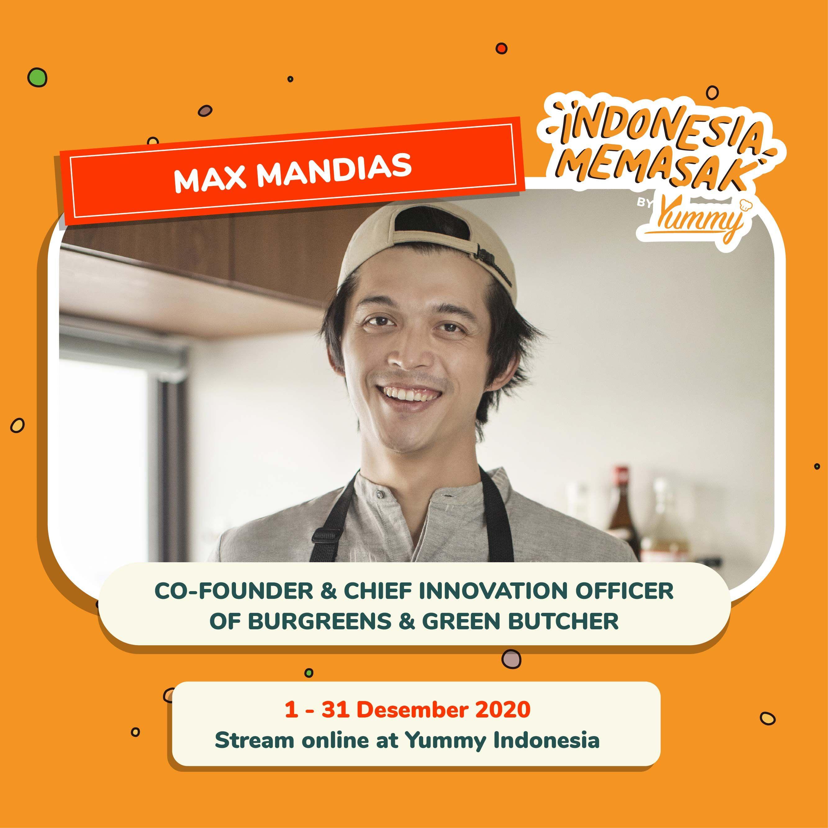 Bikin Semangat Masak, Ini Daftar Line Up Indonesia Memasak by Yummy