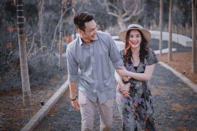 Bak Adegan Film Romantis, 9 Momen Mesra Chelsea Islan Rob Clinton