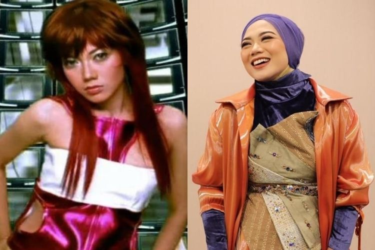 Masih Ingat Dewi Dewi? Begini Perbandingan Gaya Dulu vs Sekarang