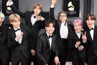 Raih Nominasi Grammy Awards, Reaksi Lucu BTS & ARMY Jadi Sorotan