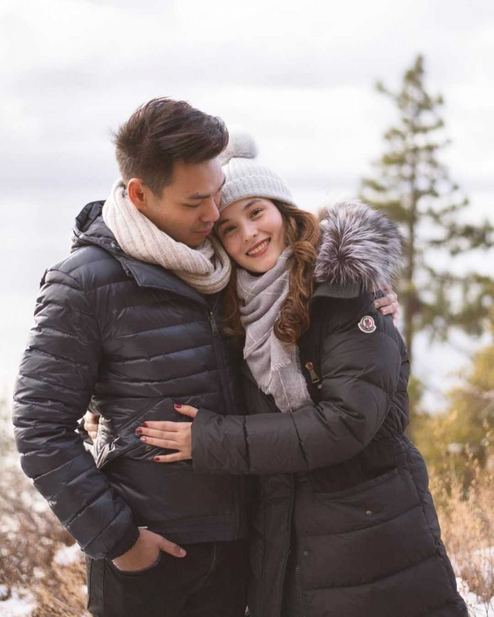 Couple Goals! Begini Gaya OOTD Chelsea Islan dan Pacar