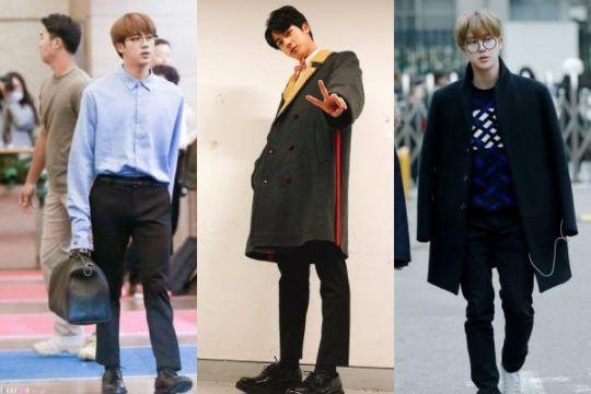 Ciri Khas OOTD Tiap Member BTS, Siapa Favoritmu?