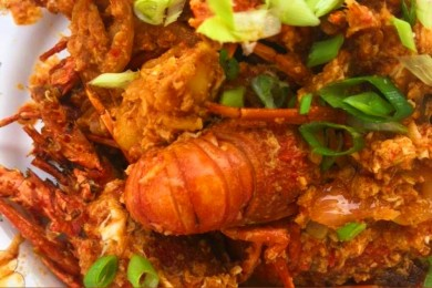 Resep Lobster Saus Singapura Bisa Kamu Masak Sendiri Rumah
