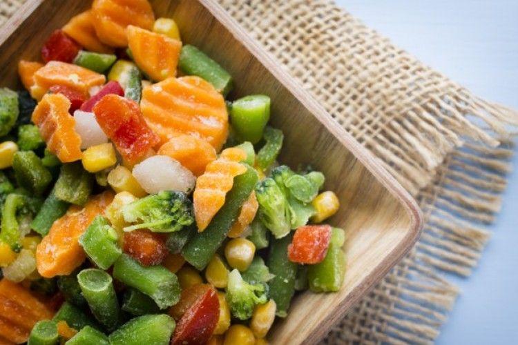 Makanan Ini Lebih Sehat Dibekukan Ketimbang Dibuang