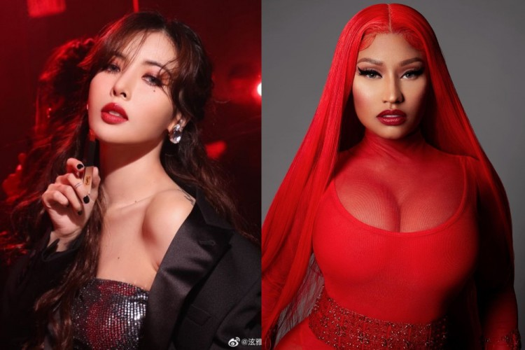 Sama-Sama Bertalenta, Intip Adu Riasan 7 Rapper Korea vs Hollywood
