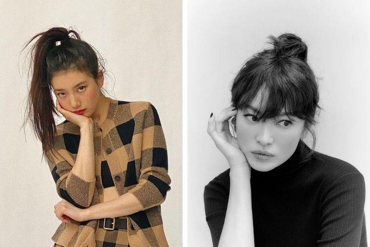 Sama-Sama Jadi Idola, Begini Persamaan Song Hye Kyo dan Bae Suzy
