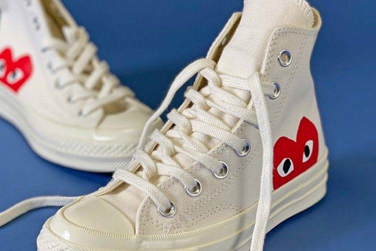 Tips Mengikat Tali Sepatu Biar Terlihat Lebih Bergaya
