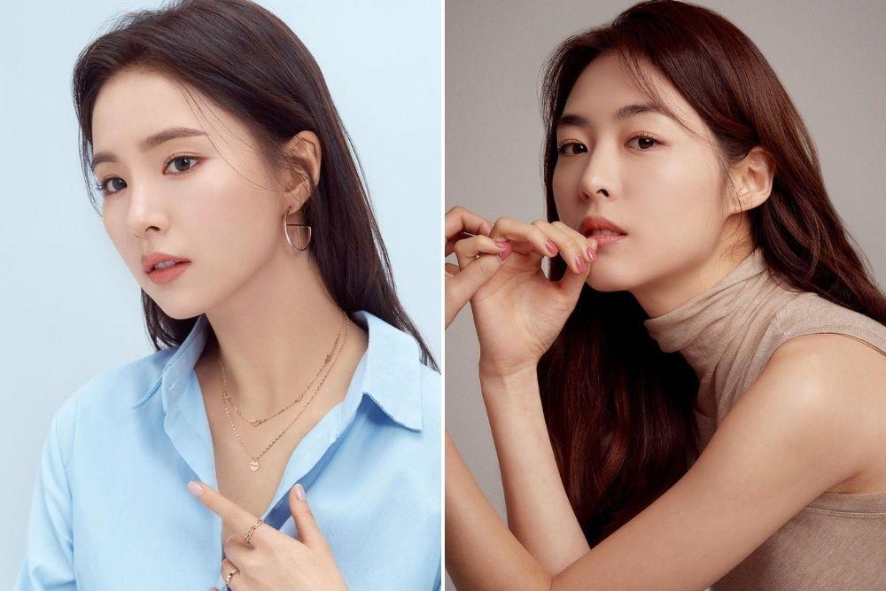 7 Pasang Aktris Korea Ini Dijuluki Anak Kembar, Mirip Abis!