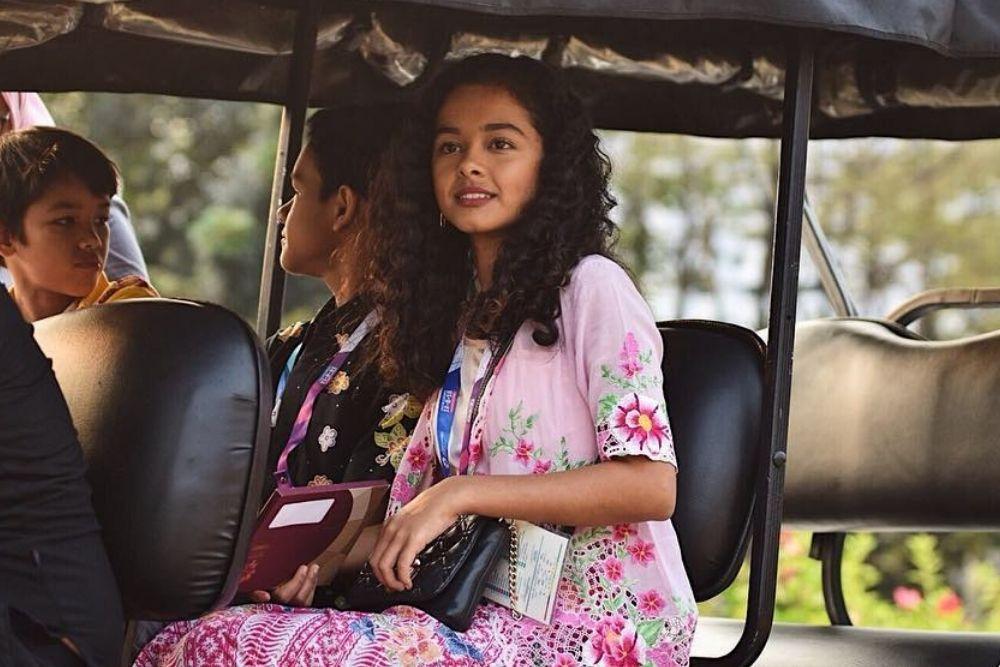 7 Pesona Mutiara Baswedan, Putri Anies Baswedan yang Beranjak Dewasa