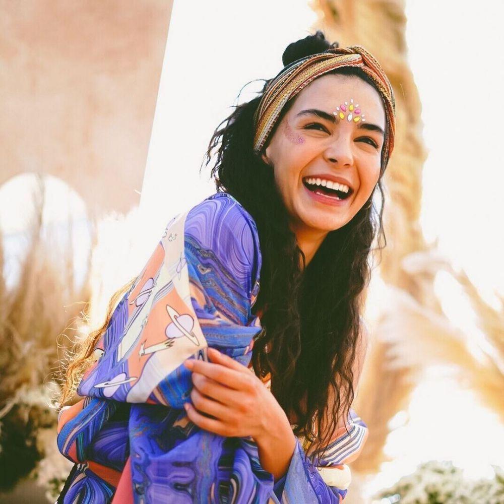 Yuk Kenalan Sama Ebru Şahin, Pemeran Reyyan di Serial Turki 'Hercai'