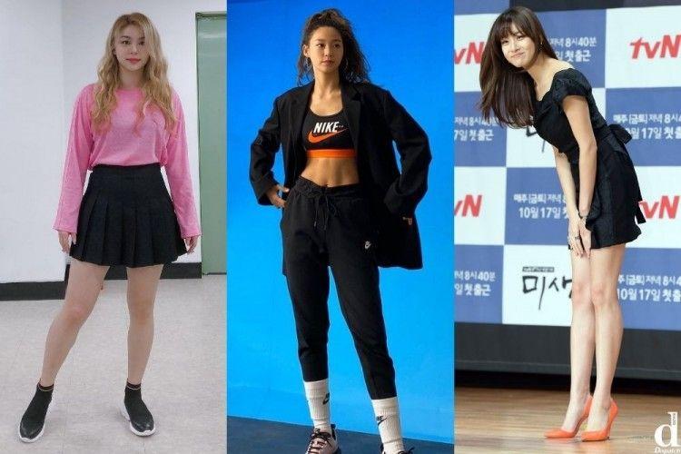 Berhasil Turunkan Lebih dari 10 Kg,Intip Cara Diet 6 Seleb Korea Ini