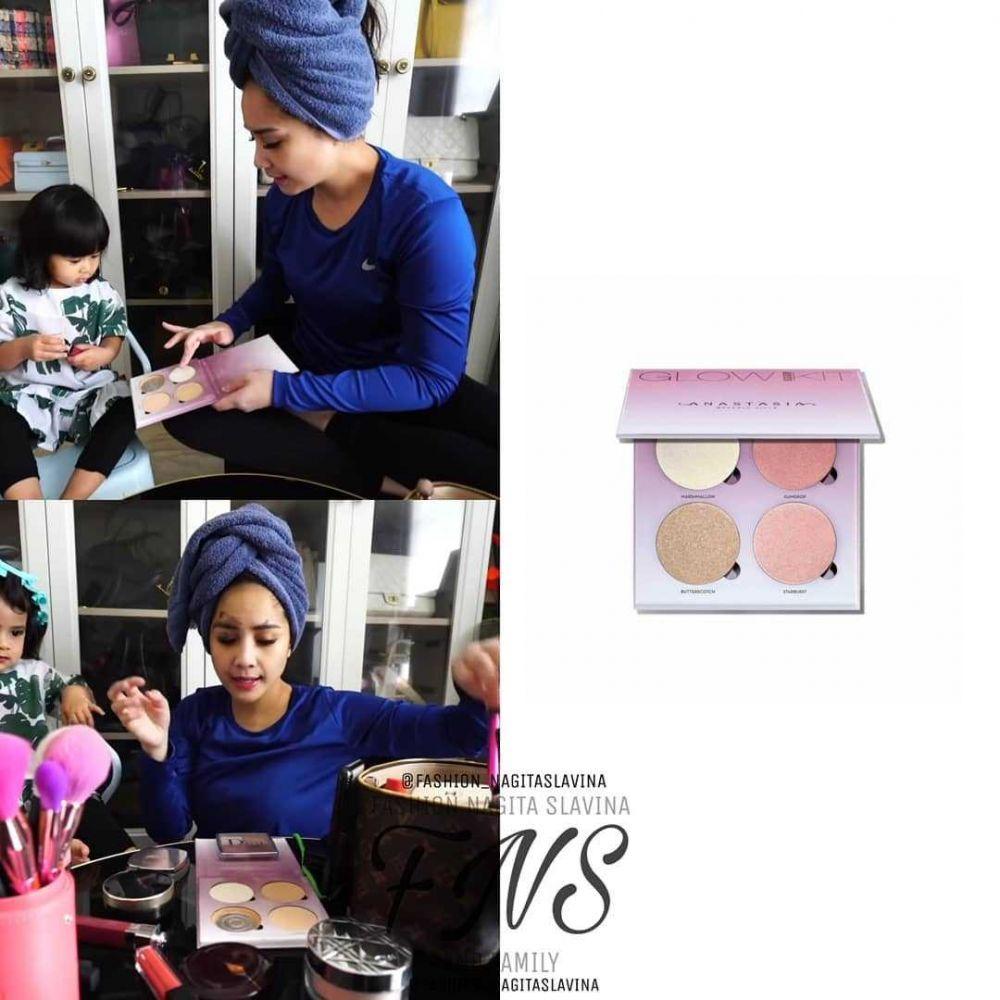 Capai Jutaan Rupiah, Ini 9 Produk Kecantikan Mewah Nagita Slavina