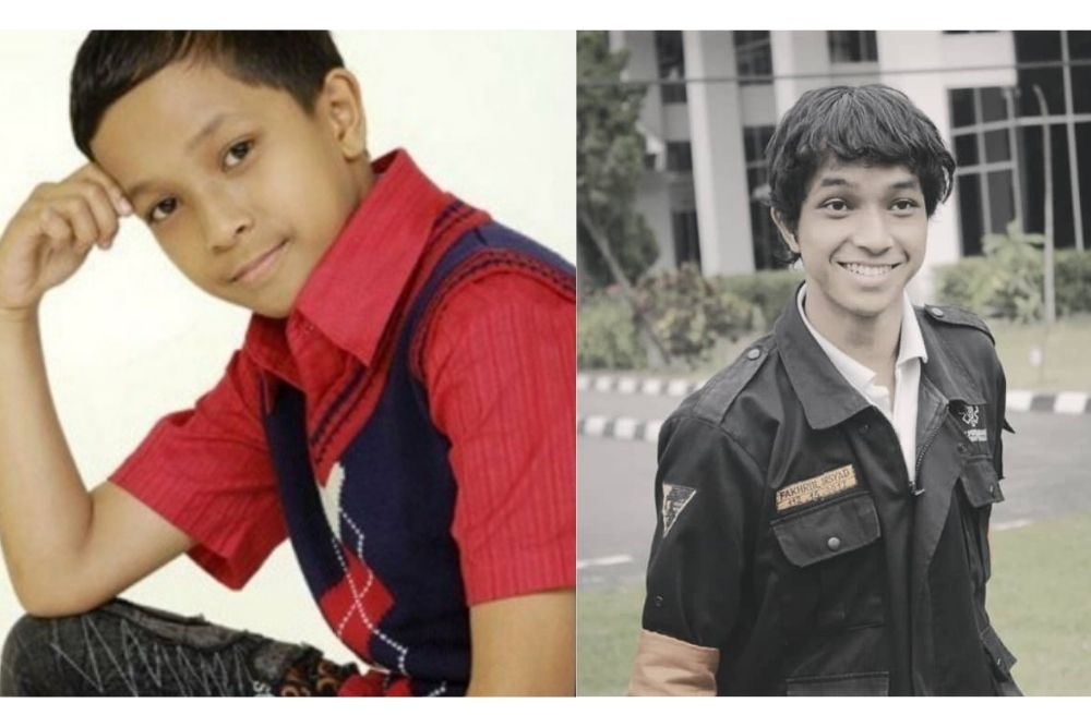 Pangling, Perbandingan 14 Finalis Idola Cilik Season 2 Dulu & Sekarang
