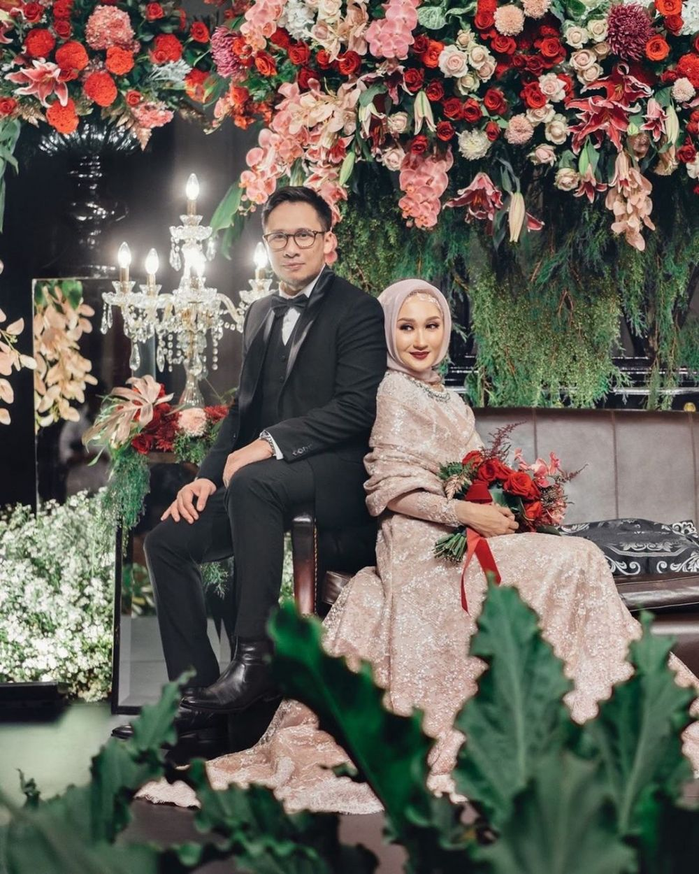 10 Artis Ini Menikah dengan Pria Malaysia, Ada yang Berujung Cerai!