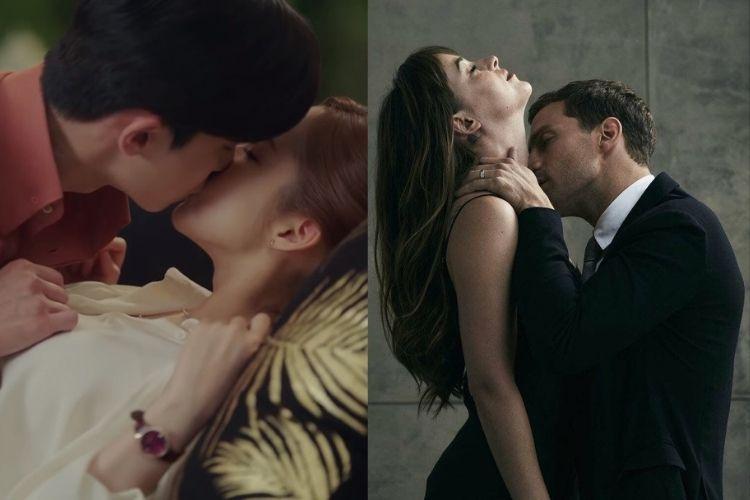 Perbandingan Gaya Berciuman di Drama Korea dan Barat