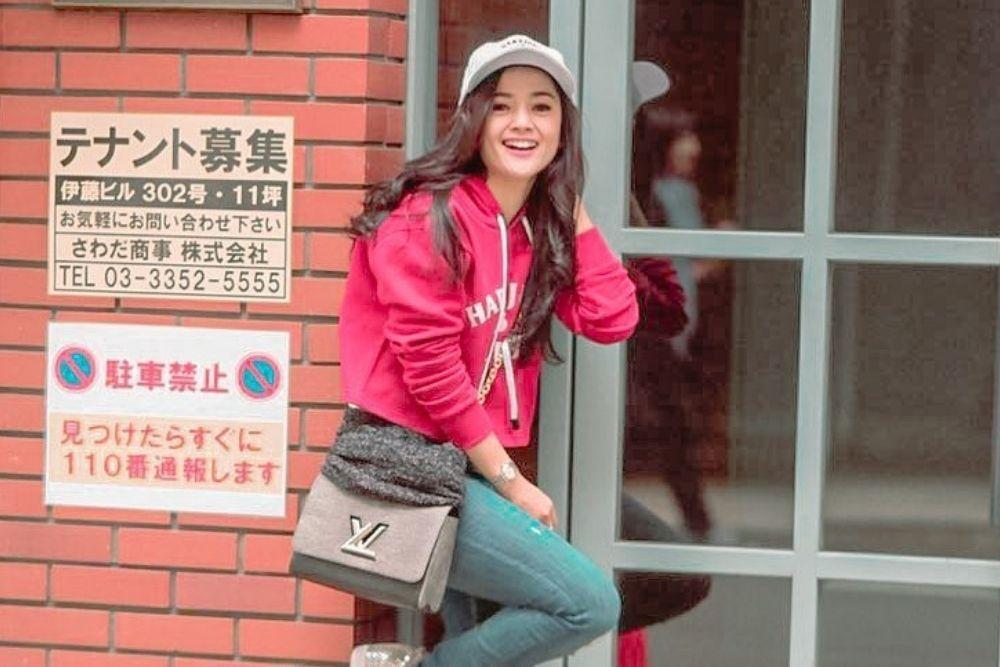 Dulu Digrebek Bersama Ifan 'Seventeen', Intip 7 Potret Citra Monica