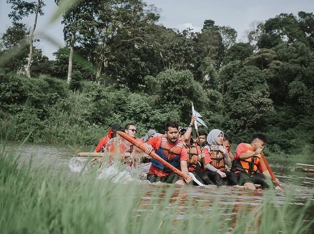 Ada 38 Games, Intip Serunya Outbound di Lido Adventure Park!