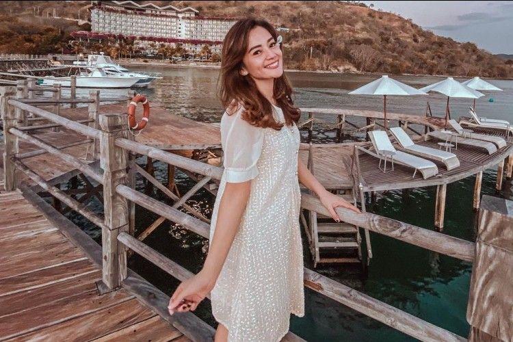 Gaya Citra Monica, Kekasih Baru Ifan 'Seventeen' yang Pernah Digrebek