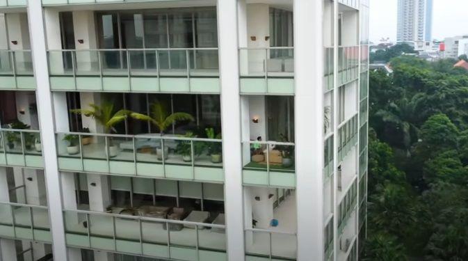 Berkelas, Ini Penampakan Apartemen Mewah Nikita Willy & Indra Priawan