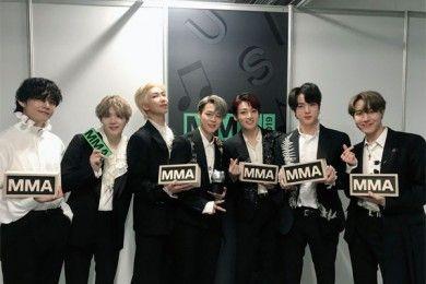 BTS Borong Piala, Ini Daftar Pemenang Melon Music Awards 2020