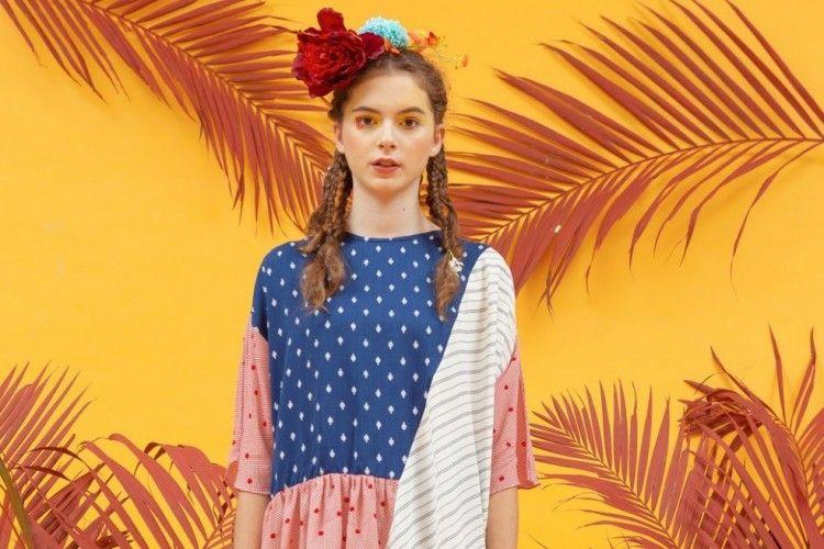 #PopbelaOOTD: Baju Warna-warni dari Brand Lokal, Makin Playful!