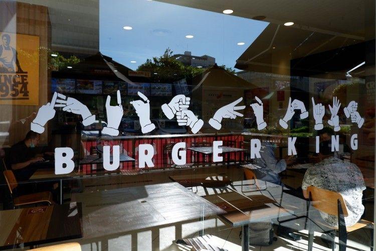 #SunyiBersuara, Iniasi Burger King® untuk Rekrut Pekerja Disabilitas