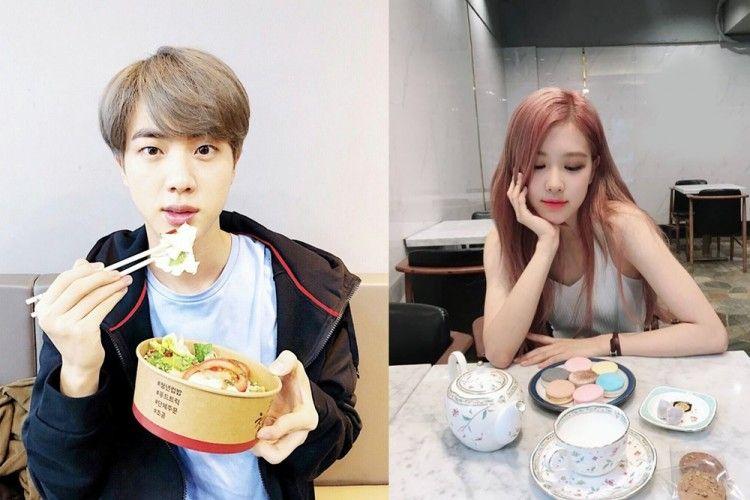 Nggak Malu-Malu, 11 Idol Kpop Ini Ternyata Suka Makan Banyak!