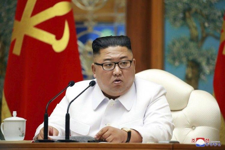 Kim Jong-Un EksekusiWarga Korut yang Langgar Aturan Karantina Corona