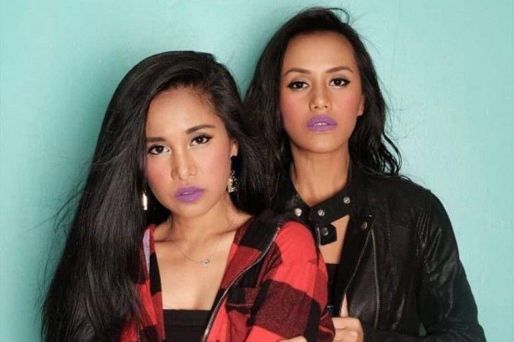 Intip Riasan Kompak Chika dan Lia Waode, Bak Anak Kembar!