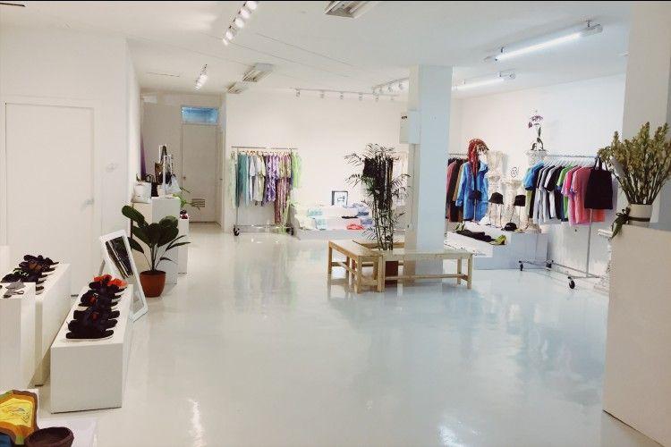 Tersembunyi di Jaksel,ASAU, Ruang Kreatif Milik 5 Brand Lokal