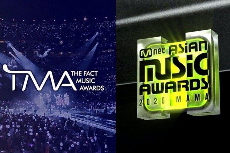 Ini Perlakuan The Fact Music Awards vs MAMA 2020,Beda Jauh!