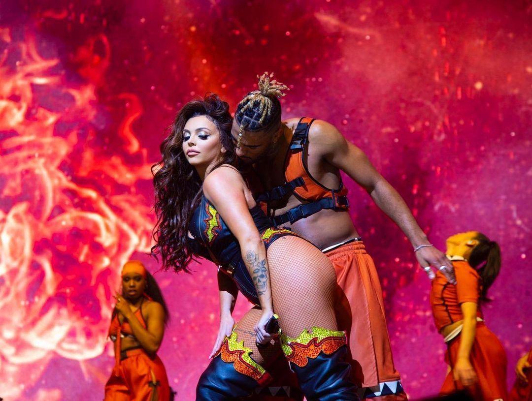 Deretan Gaya Seksi Jesy Nelson Sebelum Tinggalkan Little Mix