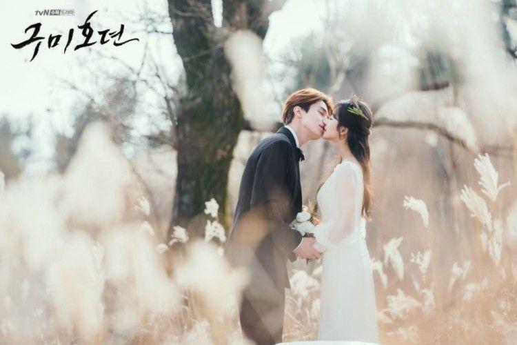 Romantis! 9 Potret Pernikahan di KDrama Sepanjang Tahun 2020