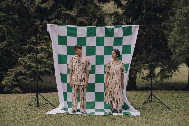 SARE/ studio PerkenalkanKonsep Work-At-Home Wear