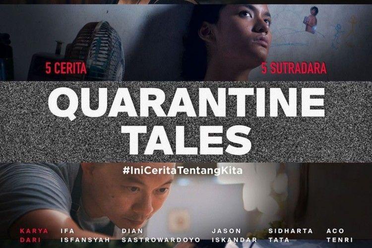Berkaca Lewat 5 Film Pendek Karya 5 Sutradara dalam 'Quarantine Tales'