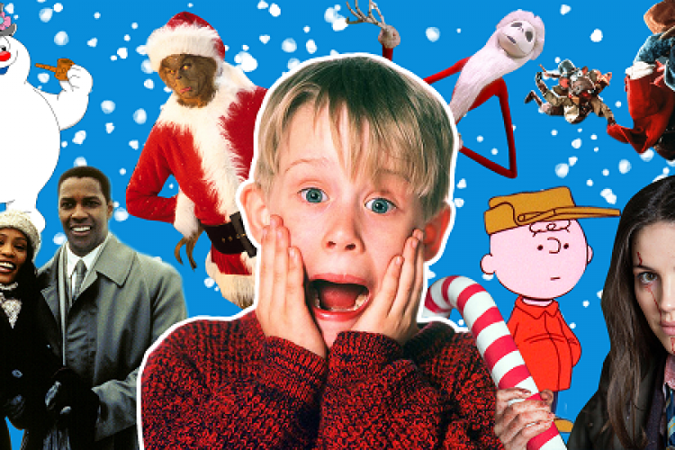 5 Rekomendasi Film Komedi Natal di Netflix