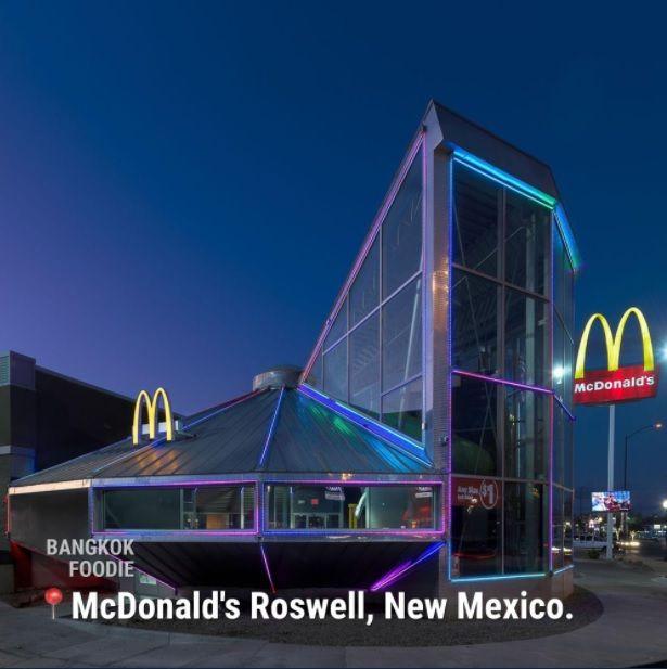 Super Gemes! Ini 13 Gerai McDonald's Paling Keren di Dunia