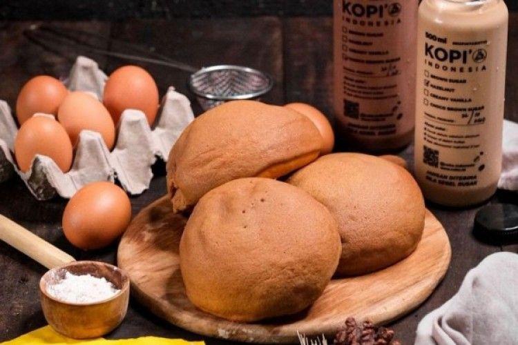Resep Roti Kopi a la Roti'O, Aromanya Menggoda Banget!