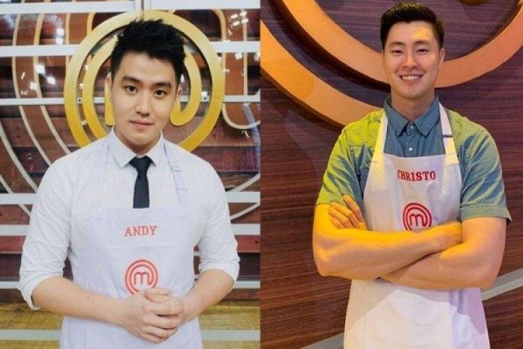 9 Alumni MasterChef Indonesia Ini Mirip Aktor Korea