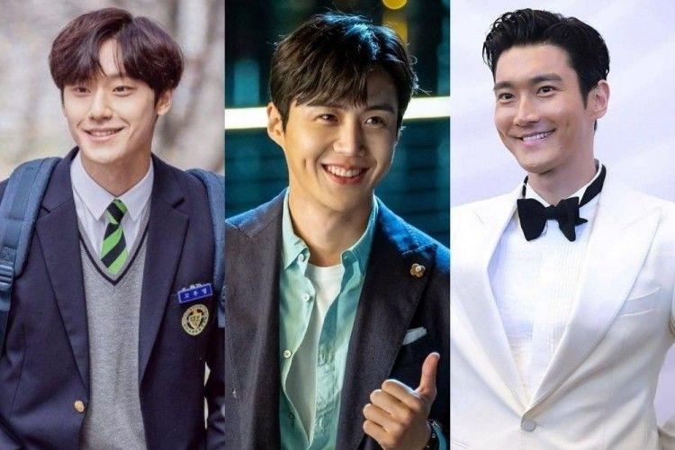 Kim Seon Ho dan 8 Aktor Lainnya yang Punya Lesung Pipi, Manis Banget!