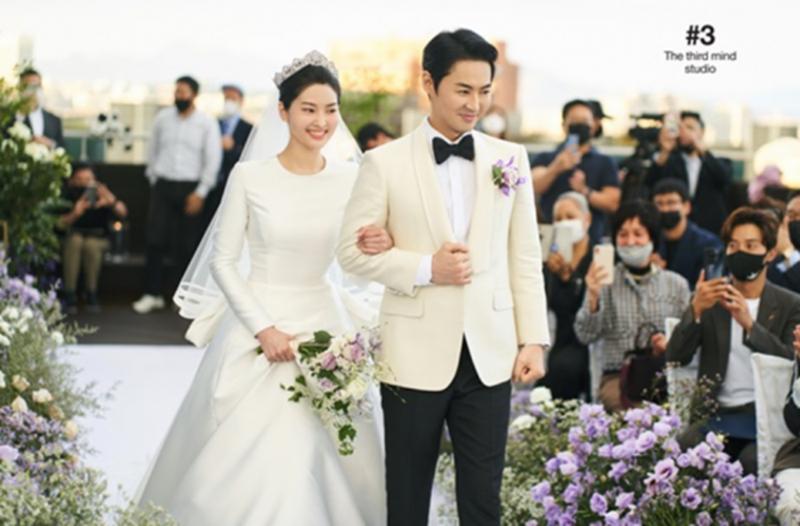 Di Tengah Pandemi, 10 Artis Korea Ini Tetap Menikah di Tahun 2020