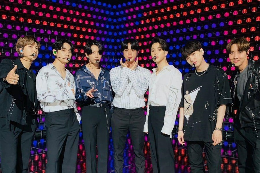 7 Konser Kpop Online Tersukses 2020 Ini Raup Pendapatan Fantastis!