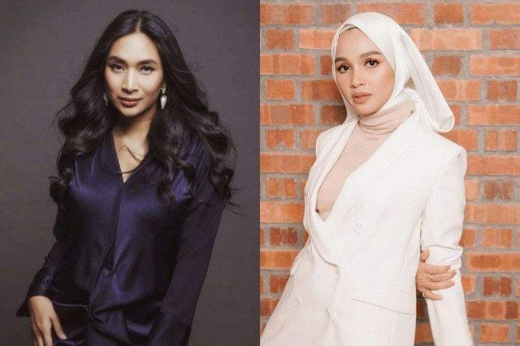 Jadi Istri Bangsawan, Adu Pesona Happy Salma vs Tya Arifin
