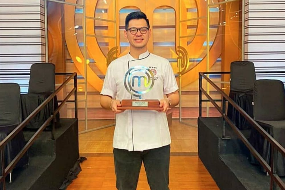 Bak Aktor Korea, Intip Ketampanan Jerry Juara MasterChef Indonesia 7