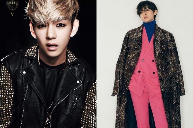 Perbandingan Gaya Member BTS Dulu vs Kini, dari Lugu jadi Keren!