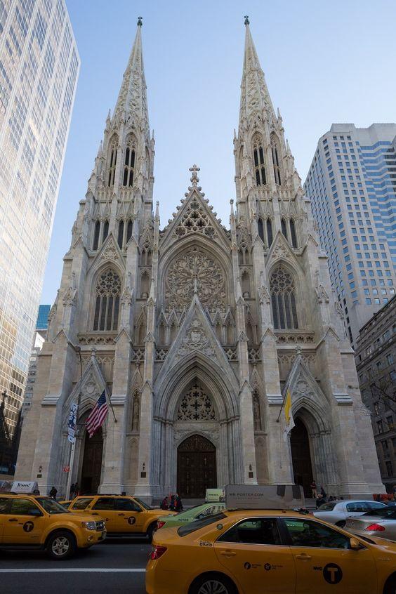 15 Gereja dengan Arsitektur Terindah Di Dunia